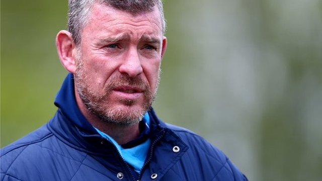Worcester Warriors director of rugby Dean Ryan
