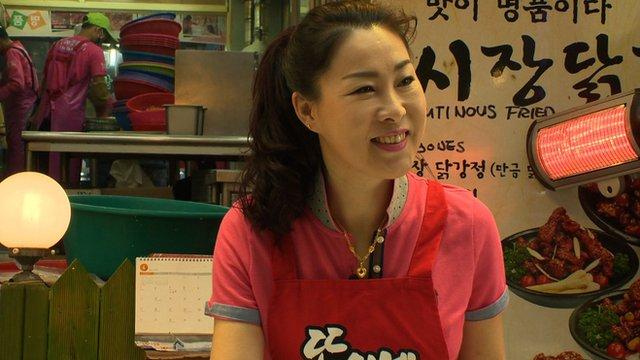 Food entrepreneur Chang Hyun-sook