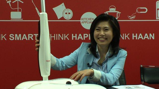 South Korean entrepreneur Romi Haan