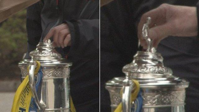 Broken Scottish Cup