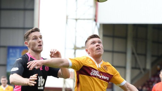 Highlights - Motherwell 0-0 Partick Thistle