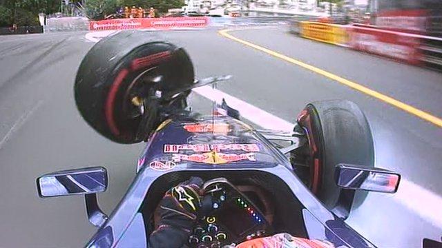 Toro Rosso's Max Verstappen