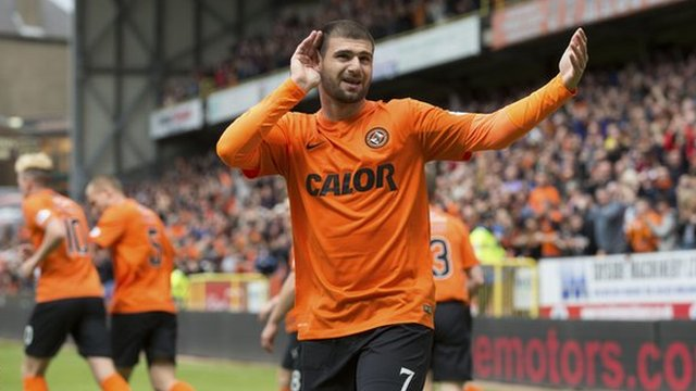 Highlights - Dundee United 3-0 Dundee