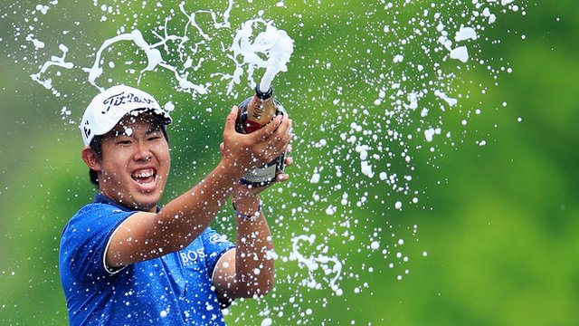 PGA Championship: An wins with Wentworth masterclass