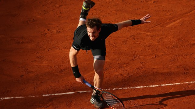 French Open 2015: Andy Murray - courts very different