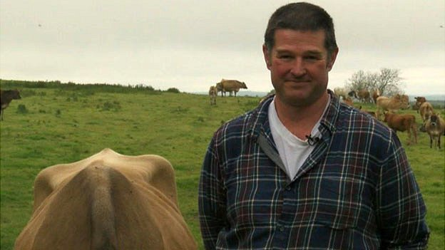 Farmer Toby Roskilly