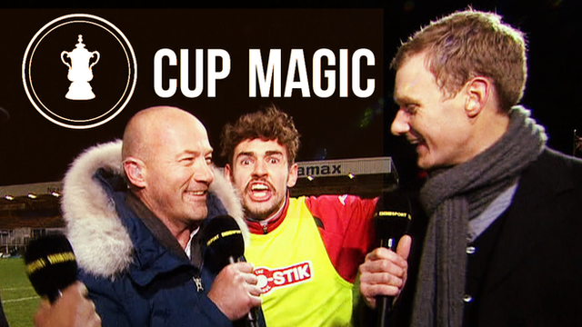 Fun, madness & magic from the FA Cup