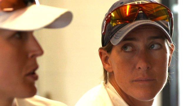 2012 Olympic rowing champion Katherine Grainger