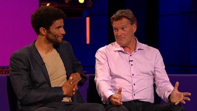 Glenn Hoddle recalls Ossie Ardiles defacing the FA Cup
