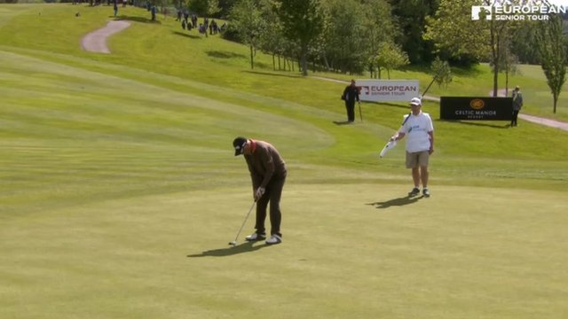 Wales Seniors Open
