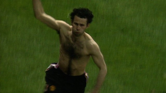 Giggs FA Cup goal voted best ever on MoTD