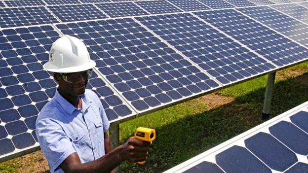 Solar power, Florida