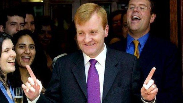 Arglwydd Roberts o Landudno yn rhoi teyrnged i Charles Kennedy