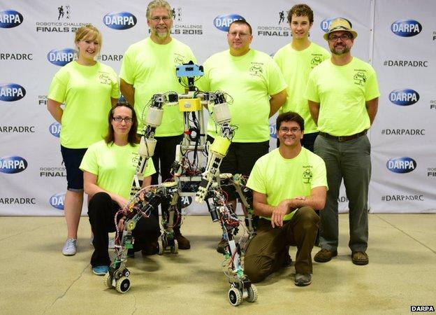 Team Grit Robotics