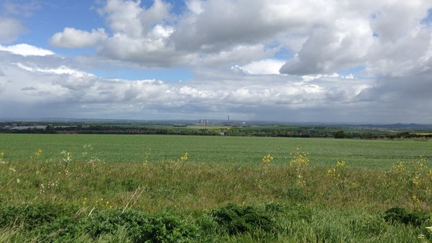 The North Wessex Downs Area of Outstanding Natural Beauty