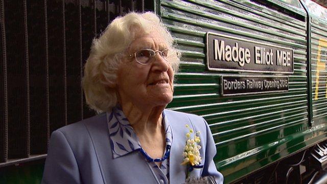 Madge Elliott