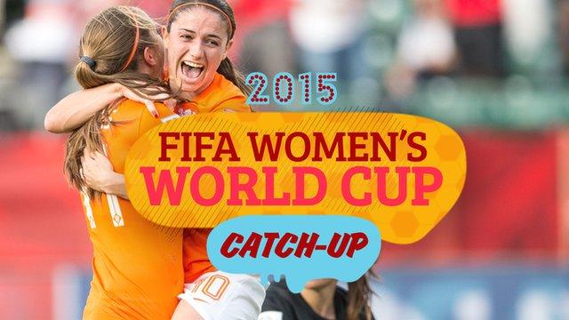 Women's World Cup Catch-Up: Lieke Martens' stunner & England airport woes
