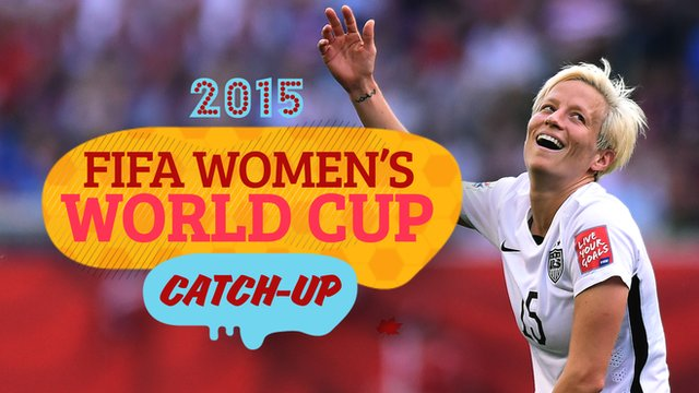 Women's World Cup Catch-Up: USA off the mark & goals galore