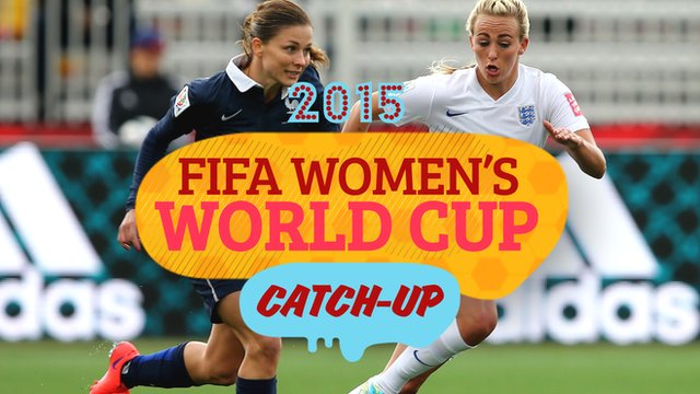 Women's World Cup Catch-Up: England struggle but Montoya delights