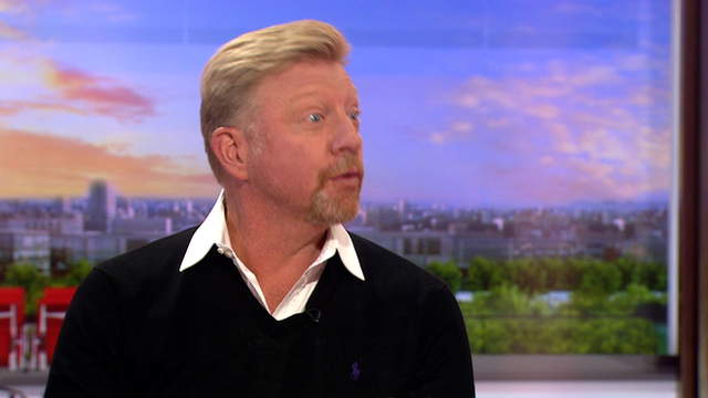 Boris Becker seeking British citizenship