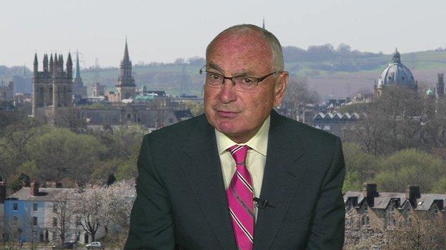Prof Anthony Glees