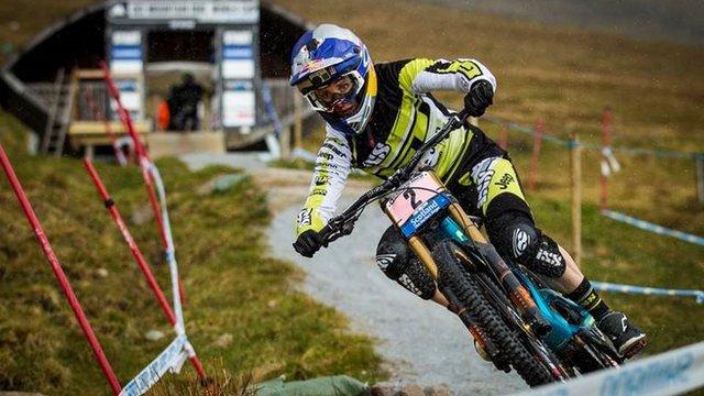 Rachel Atherton Downhill Mountain Biking