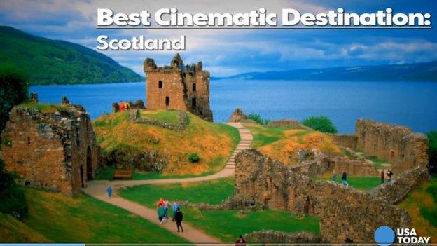 cinematic destination