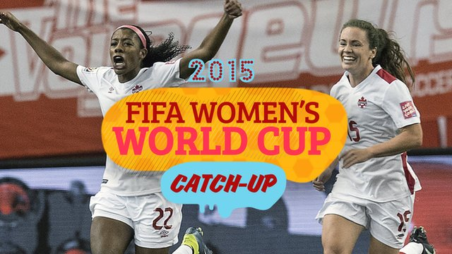 Women's World Cup Catch-Up: Hosts Canada through to last 16