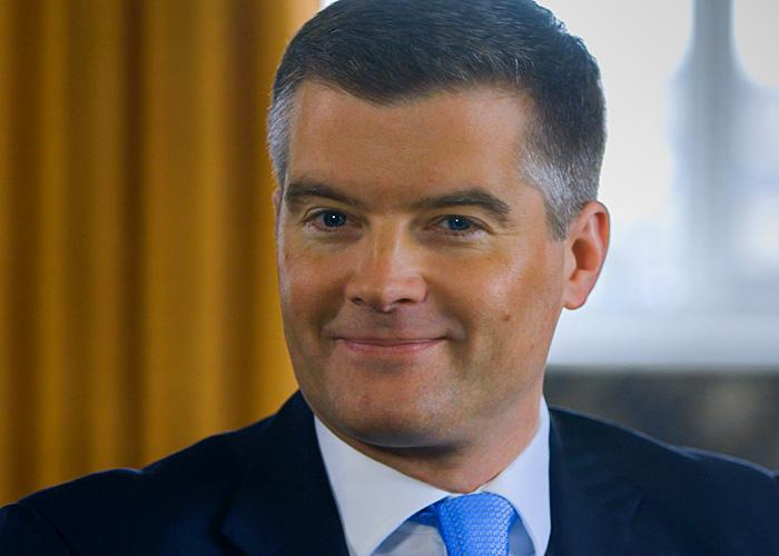 Mark Harper - minister at the Department for Work and Pensions