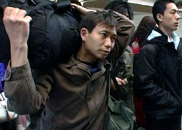 Changsheng heads home, 2007