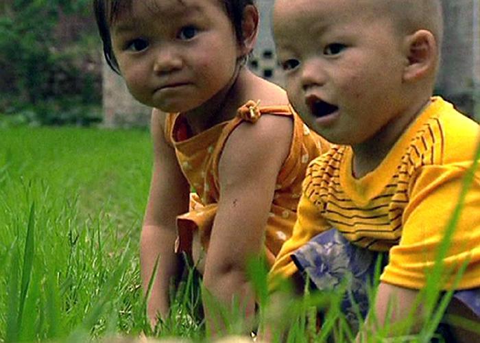 Xiao Zhang's children, 2006