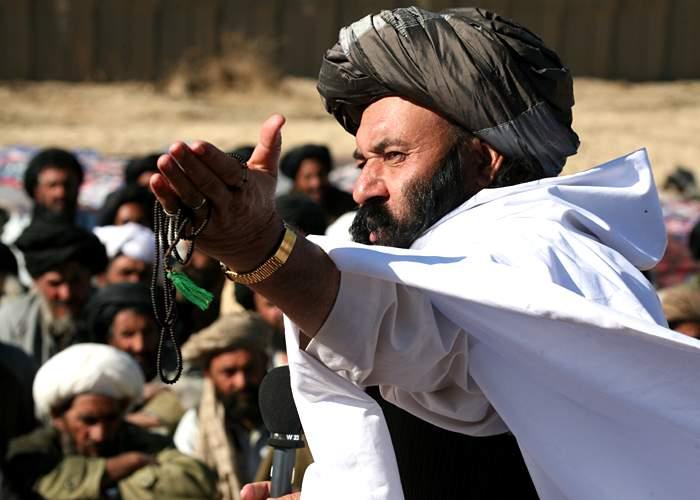 Mullah Salam in Musa Qala