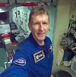 Tim Peake's 360 degree photos