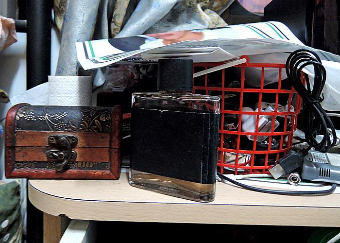 Mohammed Abu Khdeir's belongings