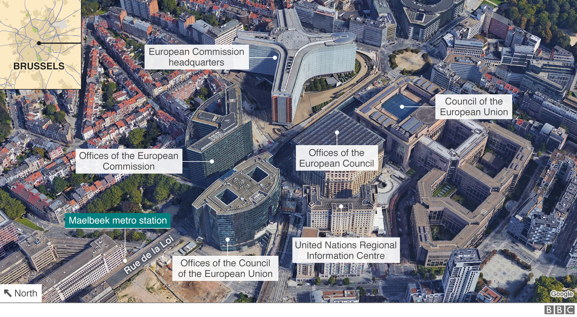 Brussels explosions What we know about airport and metro attacks