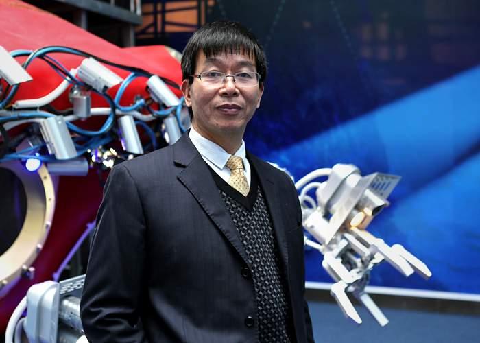 Prof Cui Weicheng