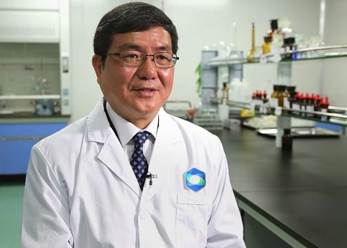 Dr Shao Zhengkang