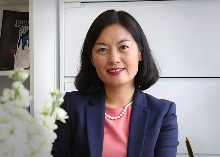 Charlotte Liu