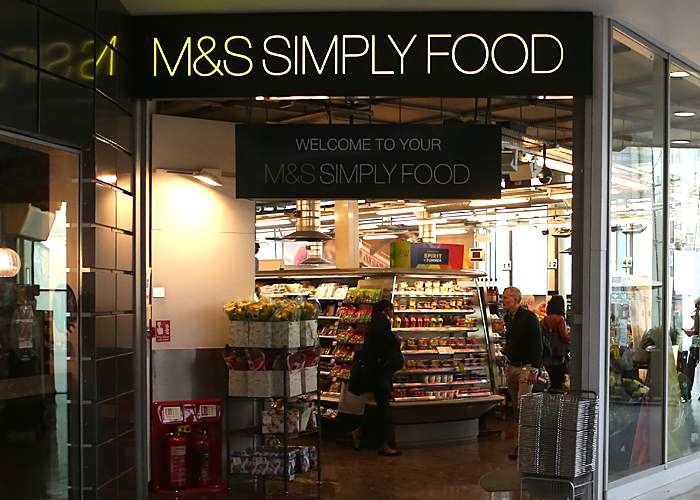 Marks and Spencer at Manchester Piccadilly