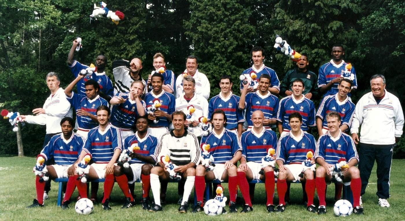 France Fear Faith And Football Bbc News