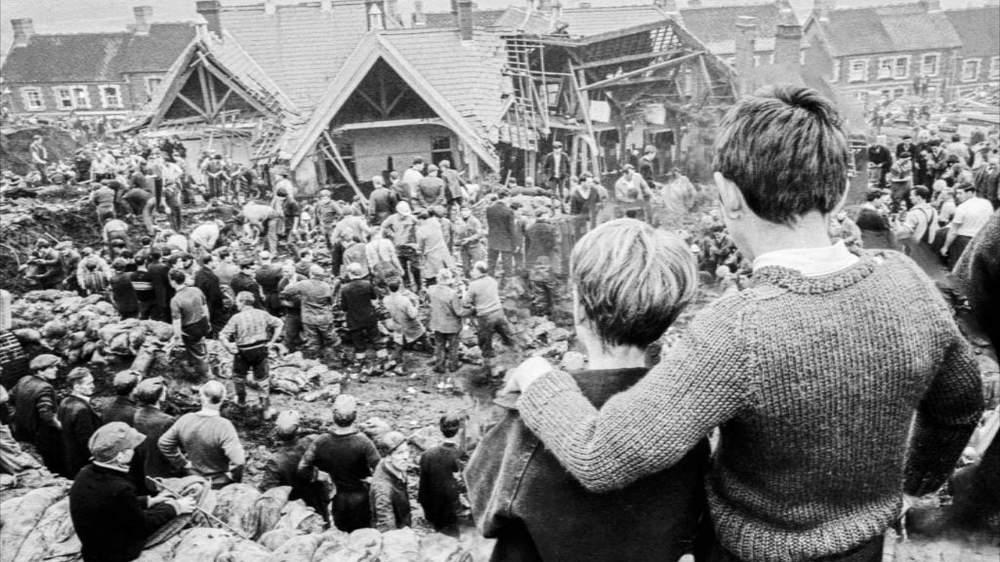 Gresford mining disaster bbc news
