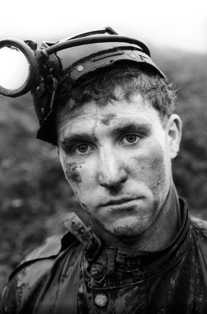 A miner whose young brother was among the dead