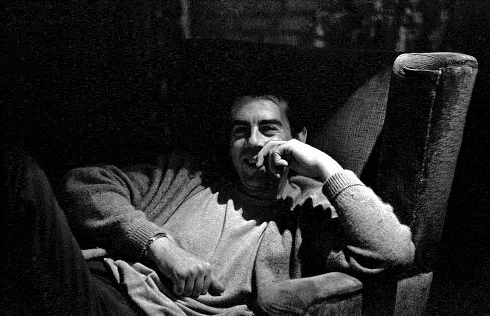 David Hurn in 1969