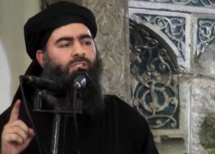 """June 2014: Abu Bakr al-Baghdadi declares the """"Caliphate"""""""