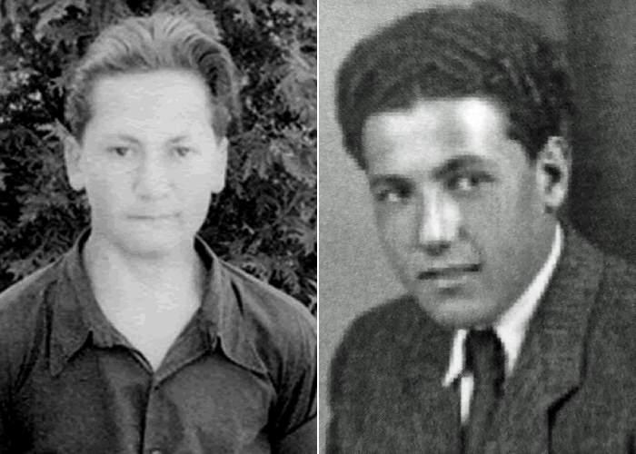 Albert Beder and Howard Melton