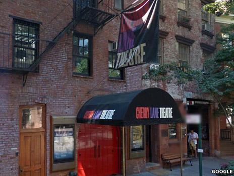 Cherry Lane Theatre exterior