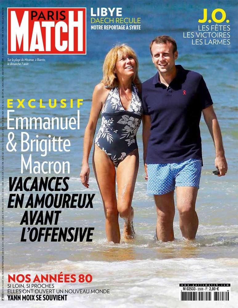 Courtesy: Paris Match