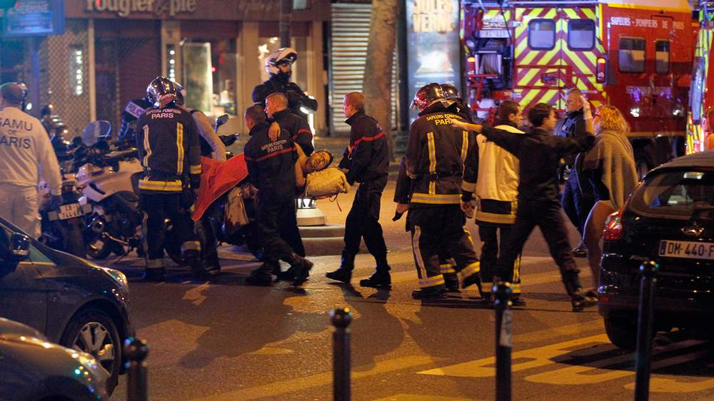Aftermath of the 2015 Paris attacks