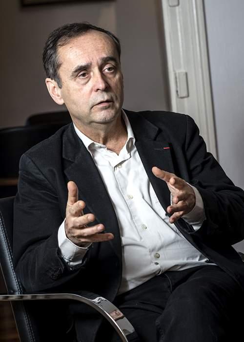 Robert Menard, mayor of Beziers(EPA)