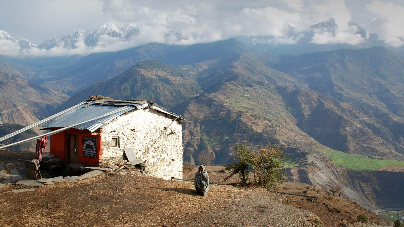 Banished for bleeding - the women of Nepal forced to move